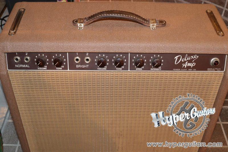 Fender '62 Deluxe Amp