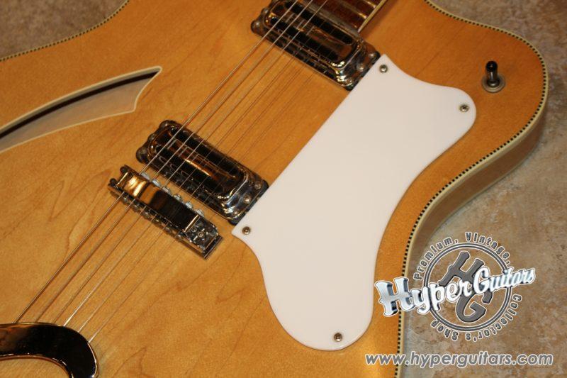 Rickenbacker '68 #360F
