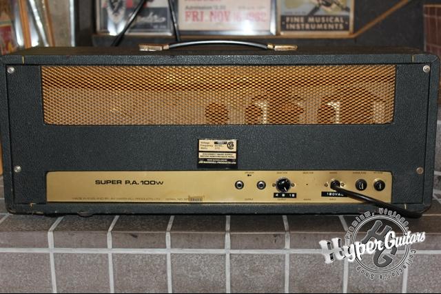 Marshall '67 Super P.A. 100w