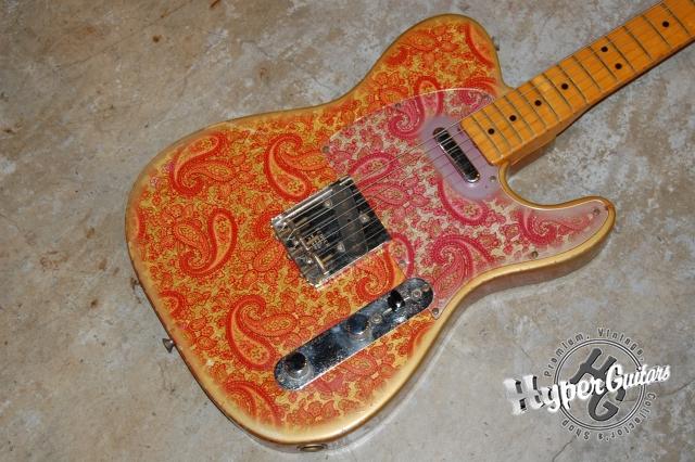 Fender '69 Paisley Telecaster