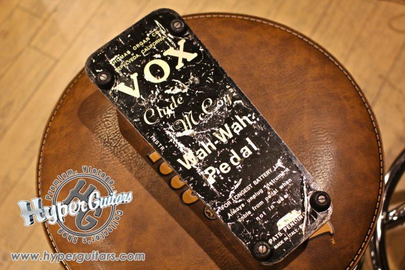 Vox '68 Clyde McCoy  Signature  Wah-Wah