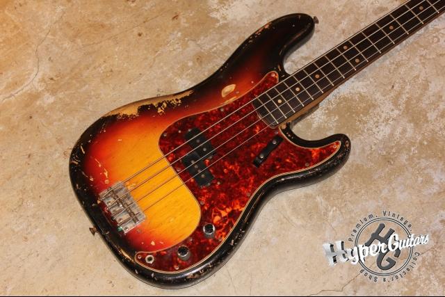 Fender '62 Precision Bass