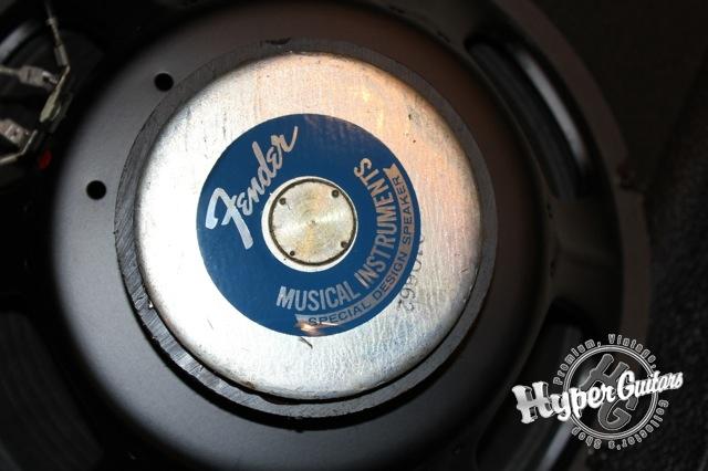 Fender '74 Bassman 100 + Cabi Set