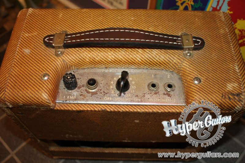 Fender '58 Champ Amp