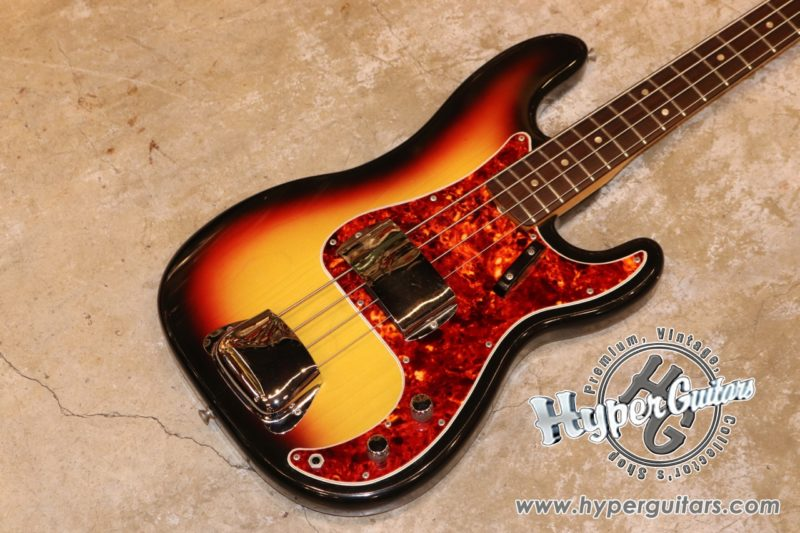 Fender '66 Precision Bass
