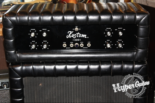 Kustom '69 K-200 Amp