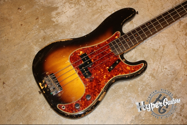 Fender '60 Precision Bass
