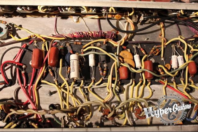 Fender '71 Bandmaster Reverb Amp Head