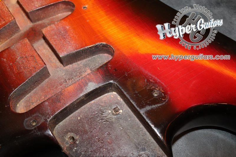 Fender '58 Stratocaster Body