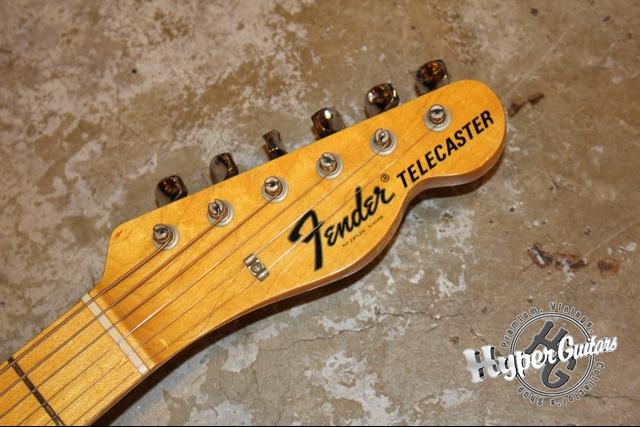 Fender '68 Pink Paisley Telecaster