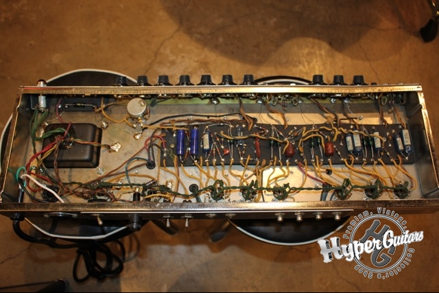 Fender '65 Super Reverb-Amp