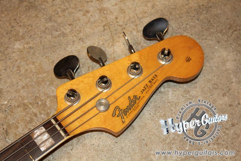 Fender '68 Jazz Bass