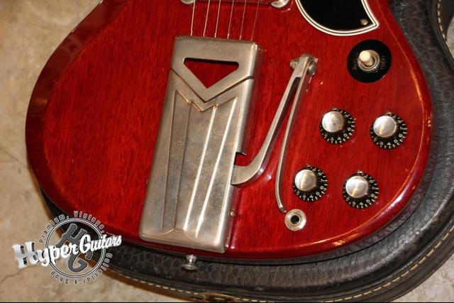 Gibson '63 Les Paul SG Standard