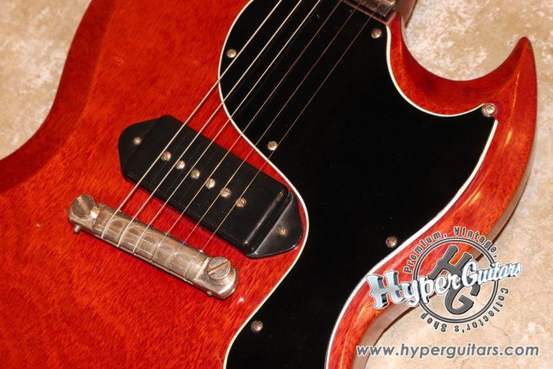 Gibson '62 Les Paul SG Jr.