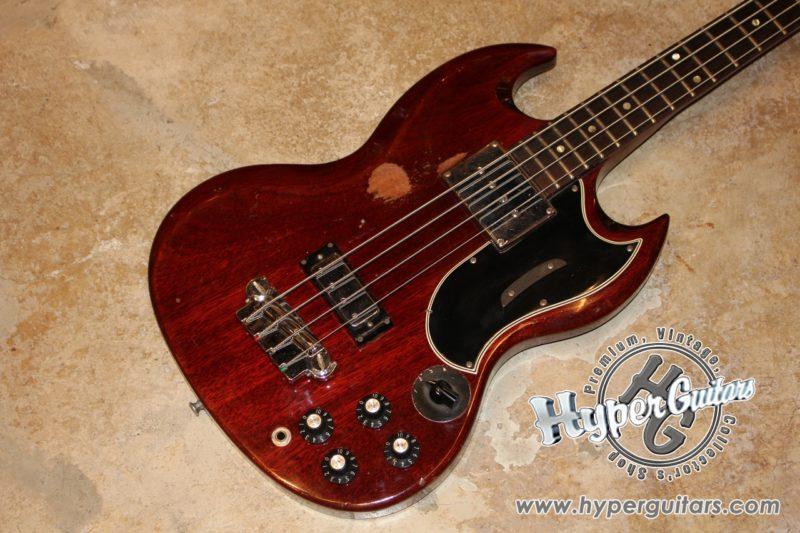 Gibson '67 EB-III