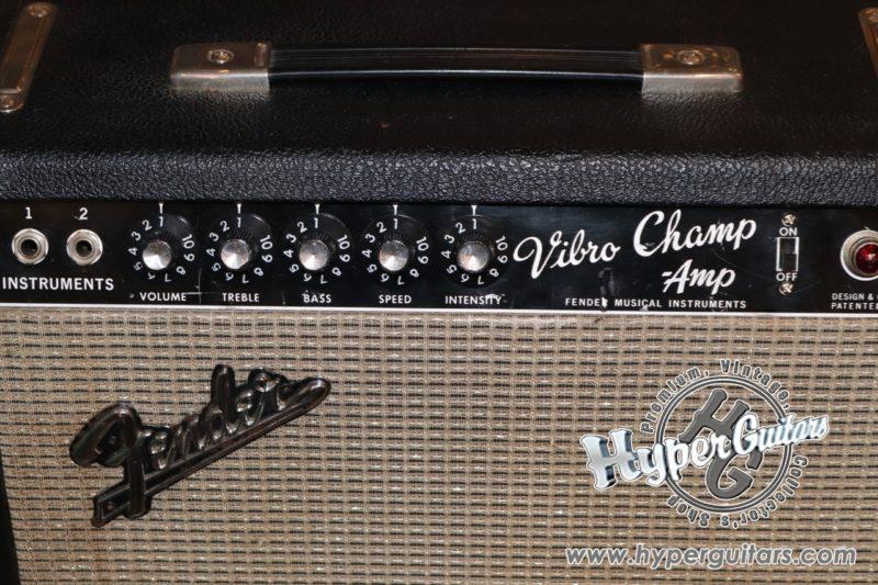 Fender '66 Vibro Champ-Amp