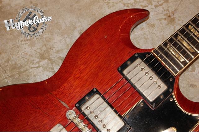 Gibson '62 SG Standard