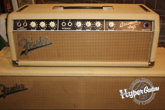 Fender '63 Bassman Amp