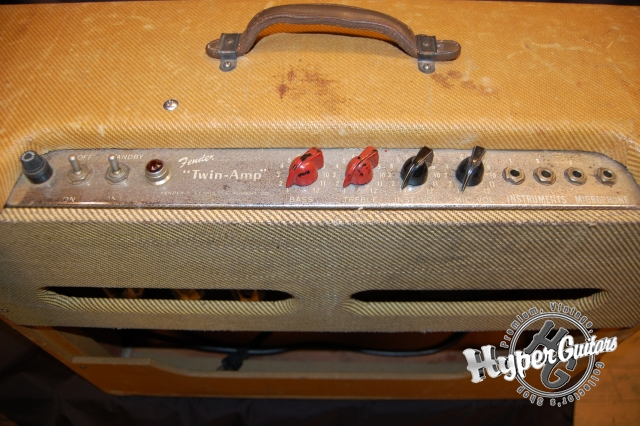 Fender '54 Twin Amp