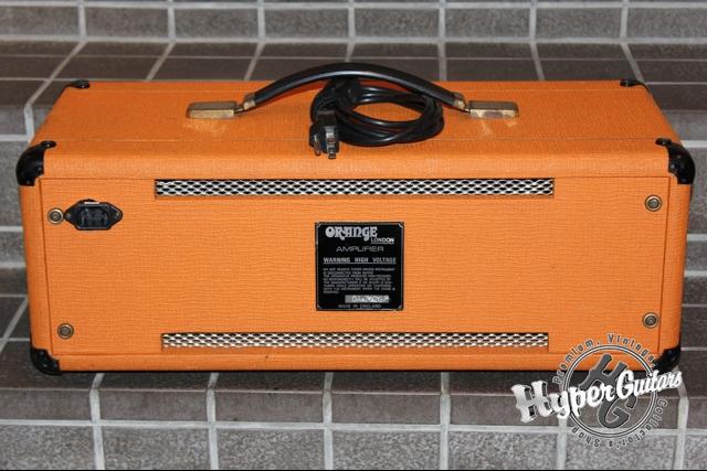 Orange 70's Reverb Tank