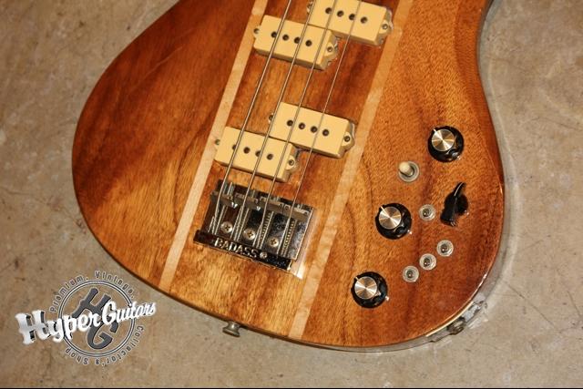 B.C.Rich '80 Eagle Bass