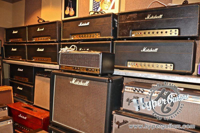 Vintage Amplifiers !!