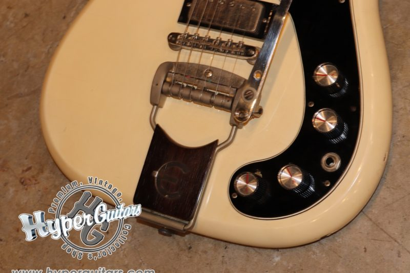 Epiphone '65 Crestwood Deluxe