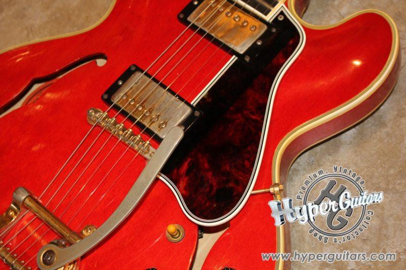 Gibson '60 ES-355TDSV(Stereo+Varitone)