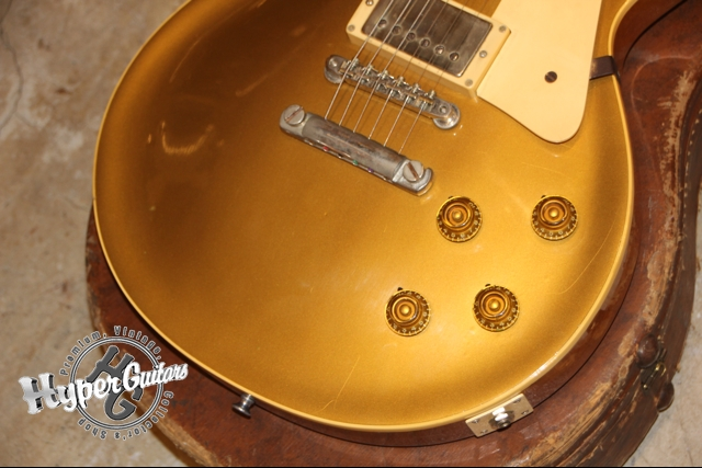 Gibson '56 Les Paul Conversion