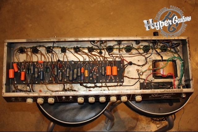 Fender '63 Showman Amp