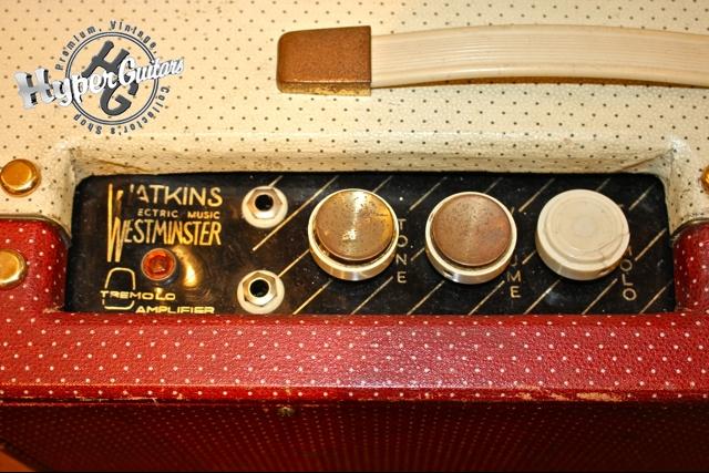 Watkins 50's Westminster Amp