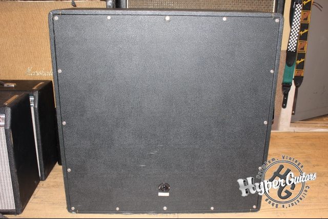 Marshall '71 #2038 A Cabinet