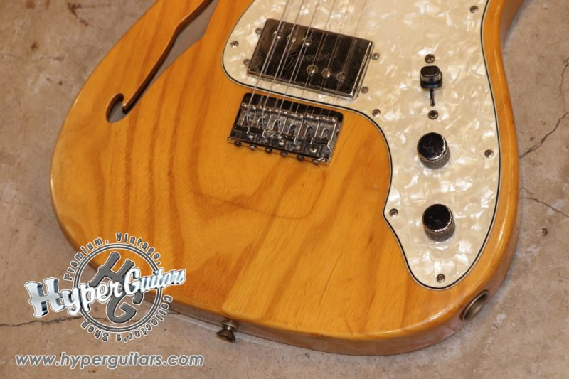 Fender '72 Telecaster Thinline
