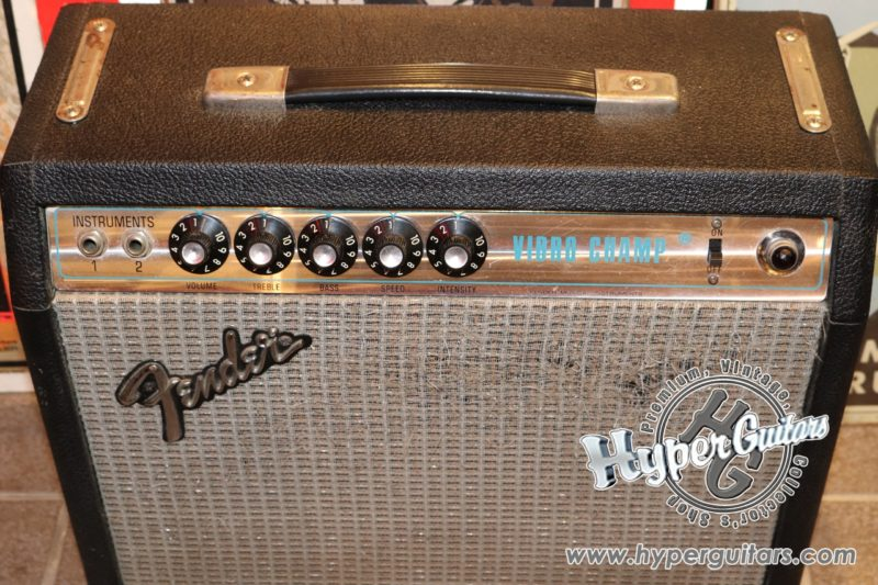 Fender '77 Vibro Champ Amp
