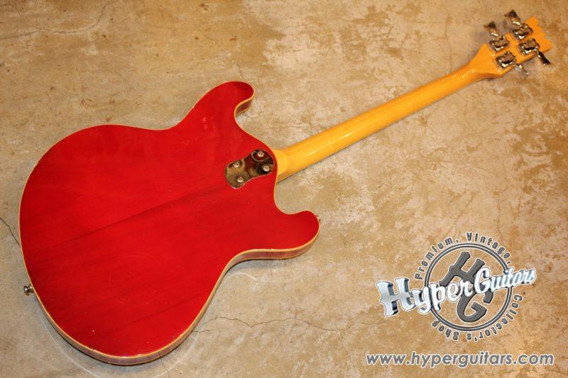Mosrite '67 Combo Bass