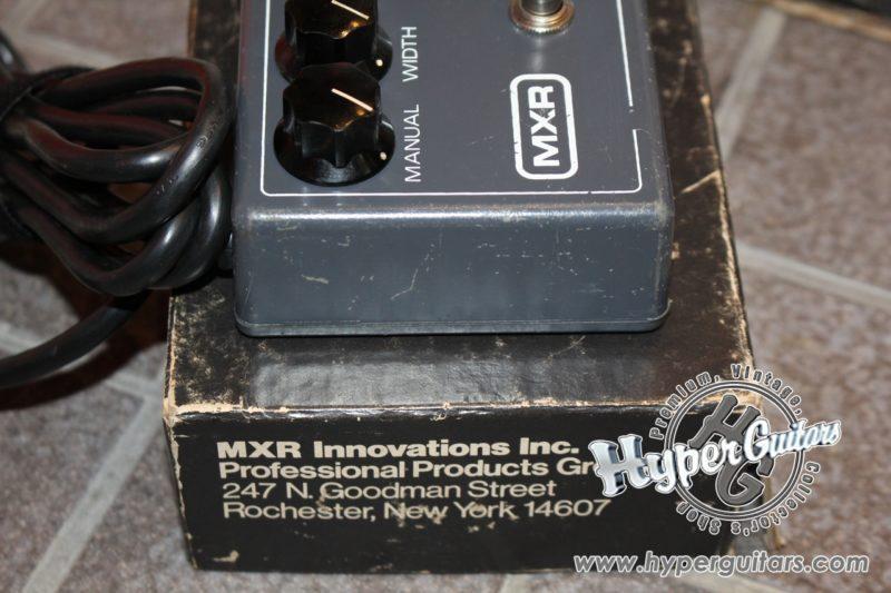 MXR '78 Flanger