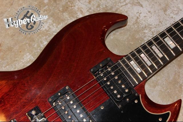 Gibson '72 SG Standard