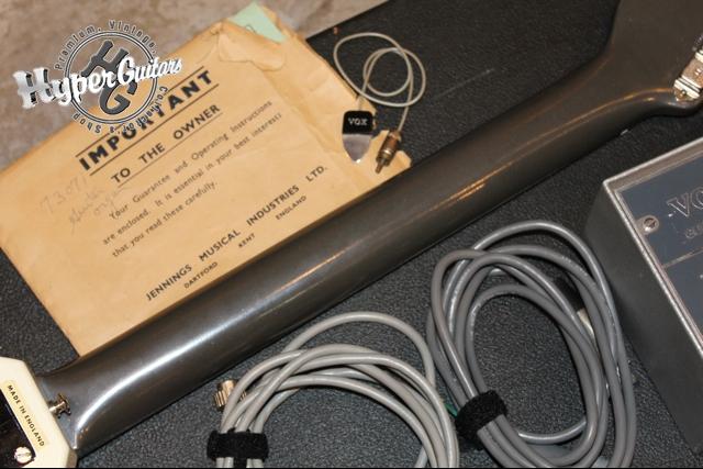 Vox 60's Guitar Organ