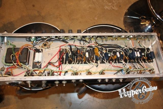 Fender '76 Pro Reverb Amp