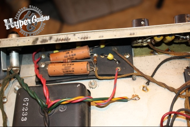 Fender '60 Vibrasonic Amp