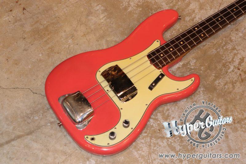 Fender '63 Precision Bass