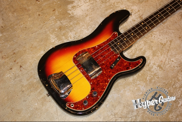 Fender '64 Precision Bass