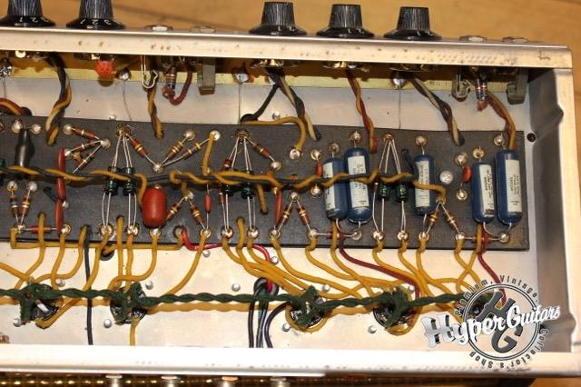 Fender '63 Deluxe Reverb Amp
