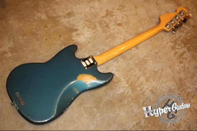 Fender '69 Mustang Bass
