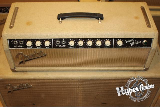 Fender '62 Band-Master Amp