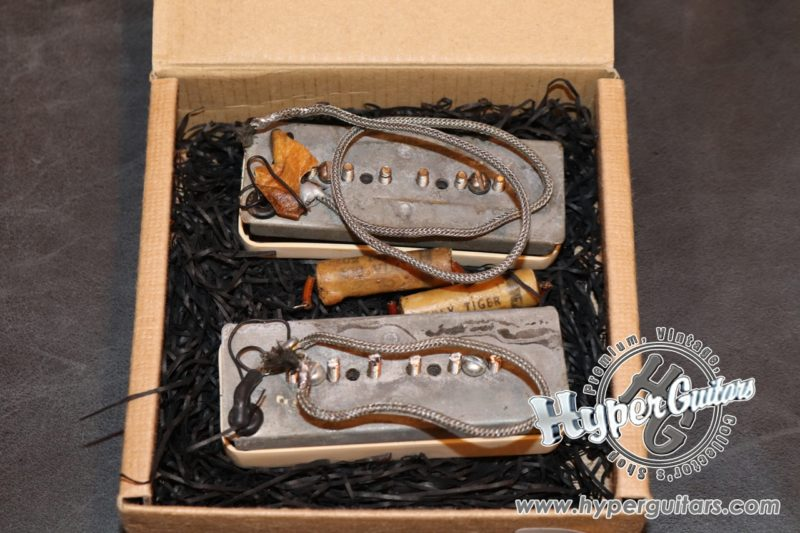 Gibson 50's P-90 & Grey Tiger Set