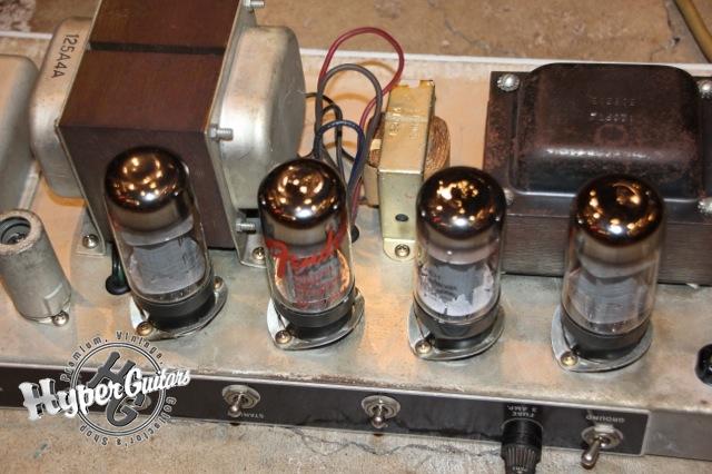 Fender '62 Showman Amp