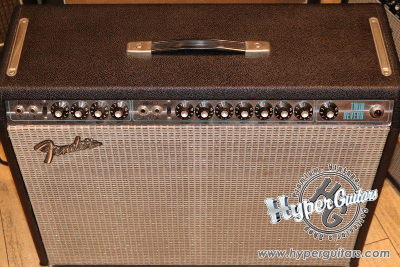 Fender '74 Twin Reverb