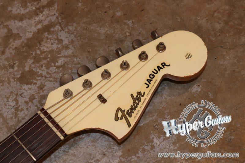 Fender '62 Jaguar
