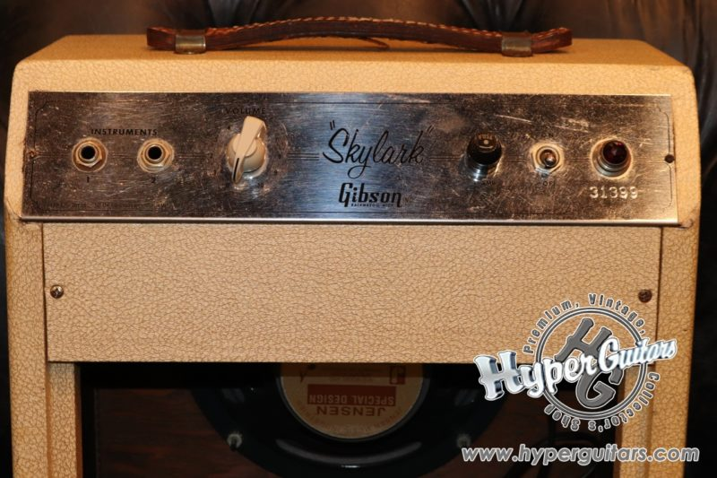 Gibson '61 GA-5 Skylark